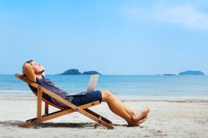 innerlijke criticus vakantie mindfulness